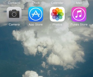 apple, apps, and home screen image