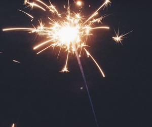 camera, fire, and july 4th image