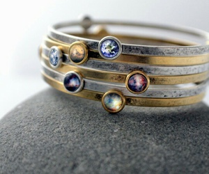 galaxy, jewelry, and bracelet image