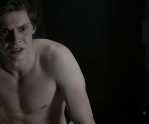 boy, american horror story, and tate langdon image