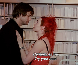 love, movie, and eternal sunshine of the spotless mind image