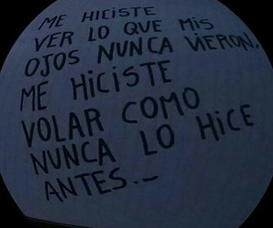 love, volar, and frases image