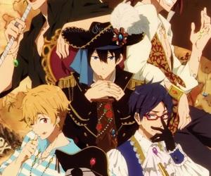 anime, free!, and nagisa hazuki image