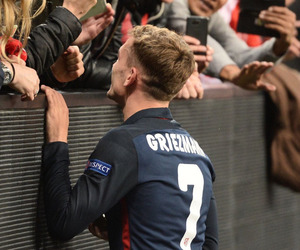 atletico madrid, france nt, and antoine griezmann image