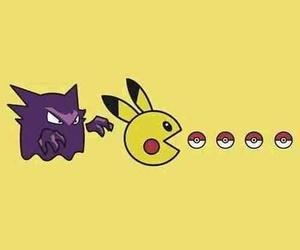 games, pokeball, and pokemon image