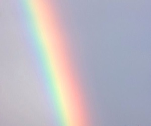 colorful, end, and rainbow image