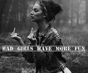 bad, grunge, and bitch image