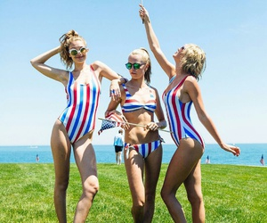 Taylor Swift, cara delevingne, and gigi hadid image
