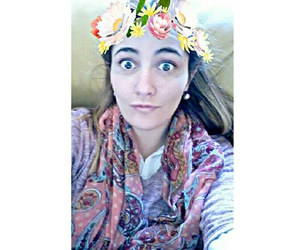 flower, rosa, and snapchat image