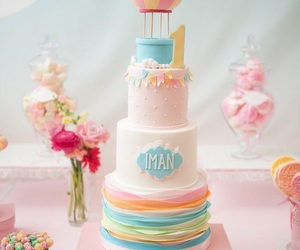 birthday, party ideas, and cake ideas image