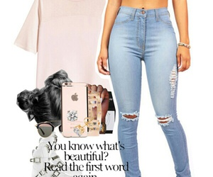 Polyvore and kaurreche image
