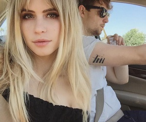 carlson young, scream, and brooke maddox image