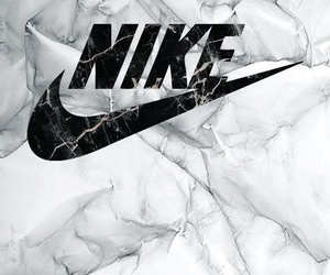 aesthetic, iphone, and nike image