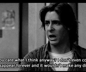 The Breakfast Club, quotes, and movie image