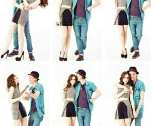 lily collins, jamily, and Jamie Campbell Bower image