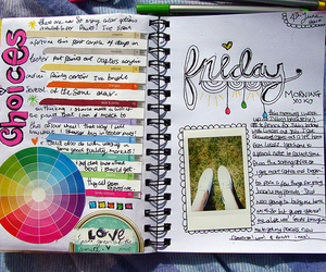 choices, creative, and journal image
