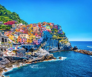 cinque terre and italy image