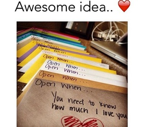 love, ideas, and letters image