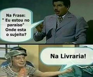 chaves and livros image