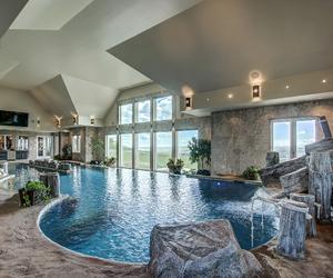 canada, dream home, and interior image