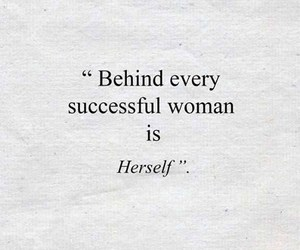 woman and succesful image