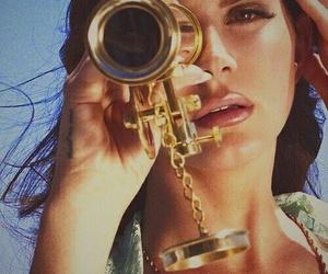 beautiful and lana del rey image
