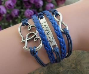 beauty, gift, and bracelet image