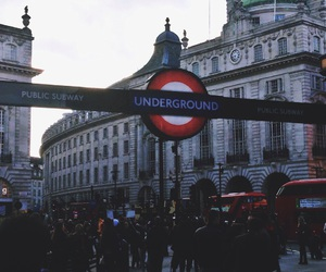 london, photography, and public transport image