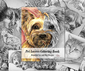 coloring book, etsy, and best selling image