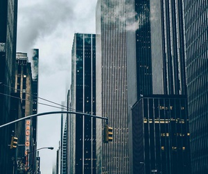 city, buildings, and travel image