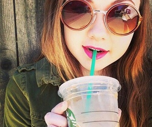 stilababe09, starbucks, and meredith foster image