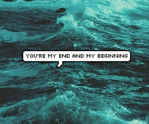 quote, sea, and all of me image