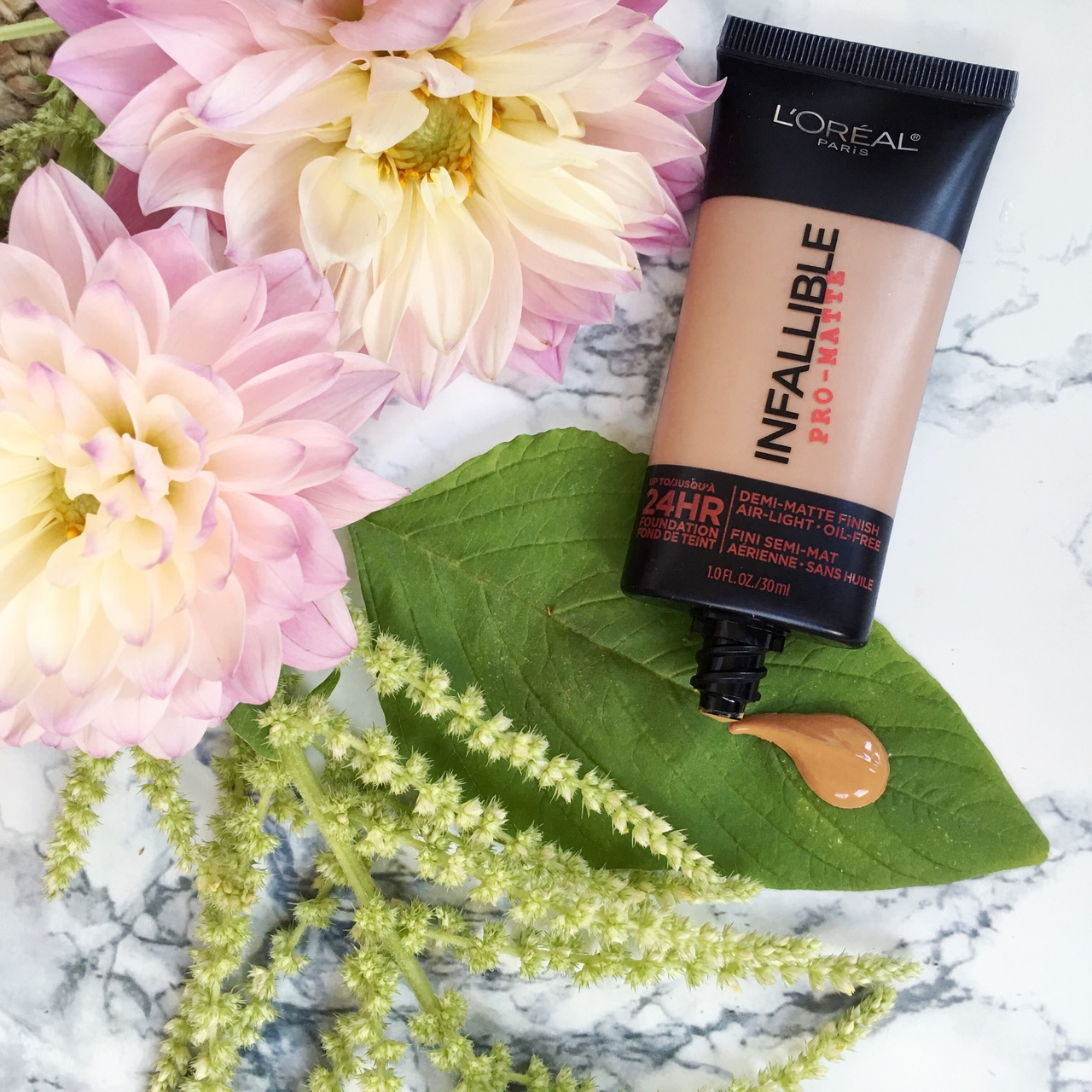 Foundation, infallible, and l'oreal paris image