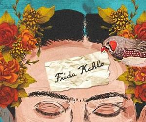 alternative, art, and frida kahlo image