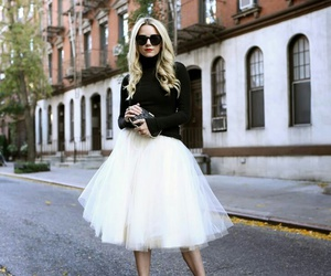 girl, outfit, and tutu image