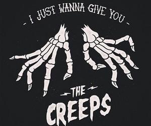 creepy, creeps, and Halloween image