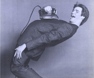 actor, funny, and jim carrey image