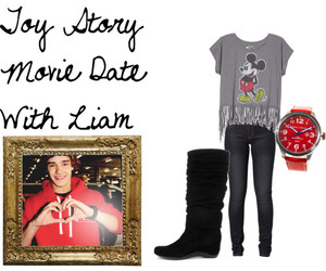 Polyvore, 1d, and liam payne image