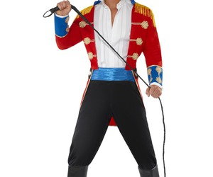 circus, costume, and ringmaster image