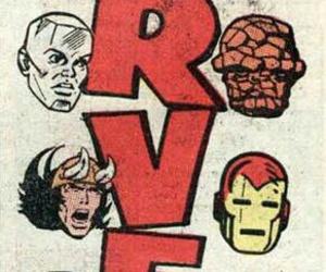 Marvel, thor, and comic image