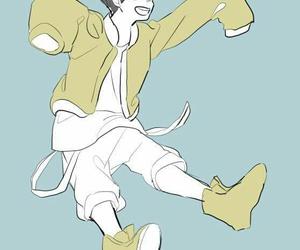 art, anime boy, and osomatsu-san image