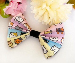 accessories, cute, and bow image