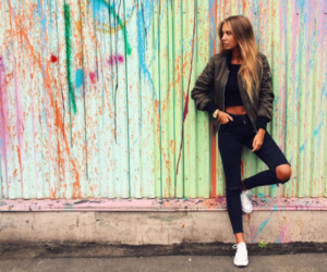 colors, fashion, and girl image