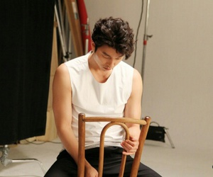 korean, gong yoo, and actor image