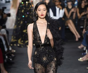 fashion, elie saab, and runway image