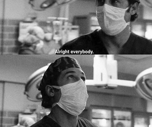 grey's anatomy, patrick dempsey, and derek shepherd image