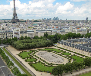 aerial, Houses, and paris image