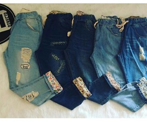 cool, diy, and jeans image