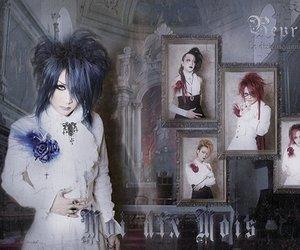 dark, hayato, and gothic image