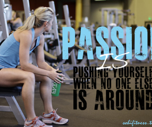 motivation, fitness, and passion image